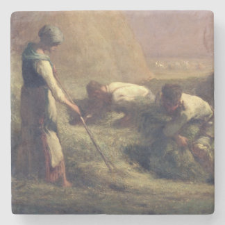 The Hay Trussers, 1850-51 Stone Coaster