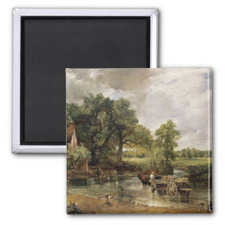 The Hay Wain, 1821 Magnet