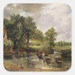 The Hay Wain, 1821 Sticker
