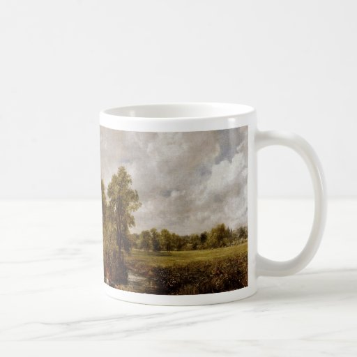 The Hay Wain By Constable John (Best Quality) Classic White Coffee Mug