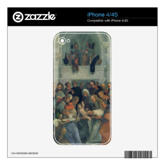 The Haymakers, 1877 Skin For iPhone 4S