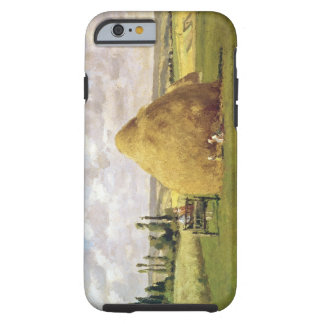 The haystack, Pontoise, 1873 Tough iPhone 6 Case