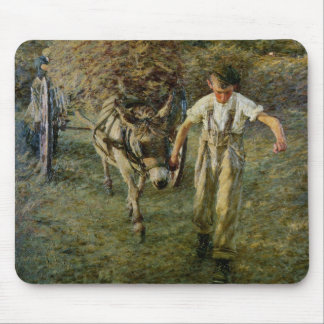 The Haywain, c.1889 (oil on canvas) Mouse Pad