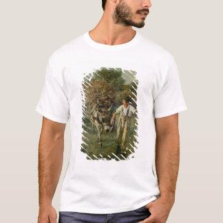 The Haywain, c.1889 (oil on canvas) T-Shirt
