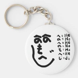 "The ""HE-NO-HE-NO-MO-HE-JI"" Keychains"