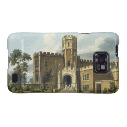 The Head Master's House, Rugby School, from 'Histo Samsung Galaxy S2 Cover