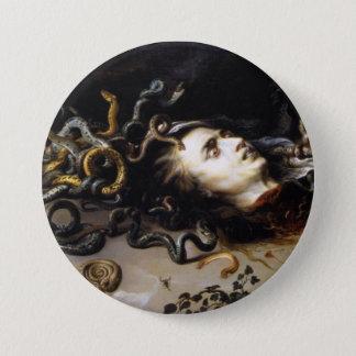 The Head of Medusa Pinback Button