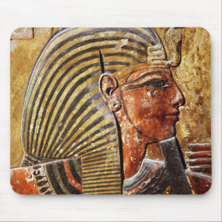 The head of Seti I  from the Tomb of Seti Mouse Pad