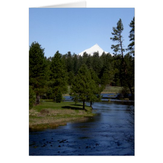 The Head of the Metolius Card