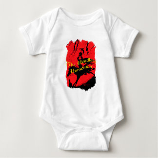 The Headless Horseman Baby Bodysuit