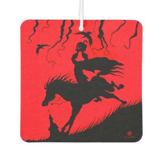 """The Headless Horseman"" Halloween Air Freshener"