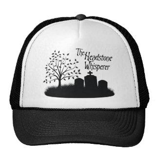 The Headstone Whisperer Trucker Hat