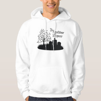 The Headstone Whisperer Hooded Pullovers