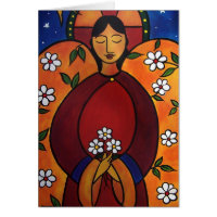 The Healing Angel by Jan Oliver Cards
