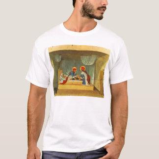 The Healing of Justinian by Saint Cosmas and Saint T-Shirt