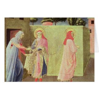 The Healing of Palladia Greeting Card