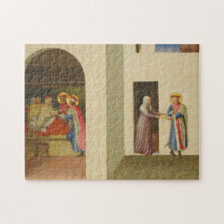 The Healing of Palladia Painting Puzzle