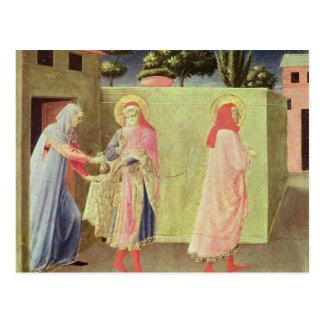 The Healing of Palladia Postcard