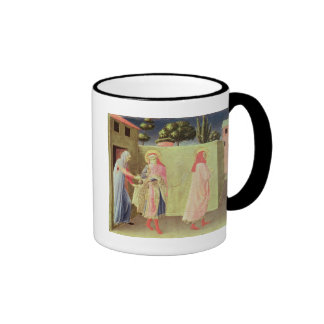 The Healing of Palladia Ringer Coffee Mug