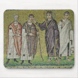 The Healing of Two Blindmen from Jericho Mouse Pad