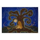 The Healing Tree Greeting Card