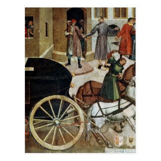 The Hearse Postcard