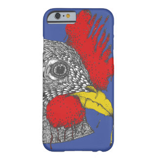 The heart at an inconvenient time. barely there iPhone 6 case