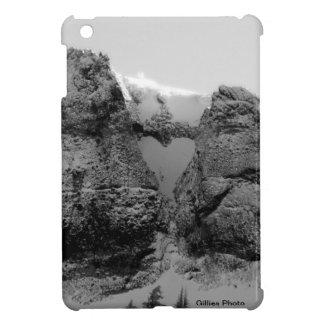 The Heart Chute at Kirkwood Tahoe iPad Mini Covers