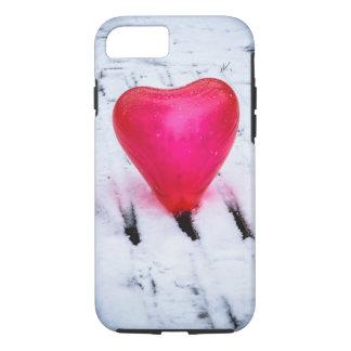 The Heart Crosses Any Bridge iPhone 8/7 Case
