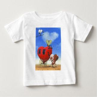 The Heart Lands Baby T-Shirt