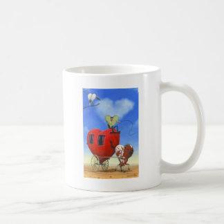 The Heart Lands Coffee Mug