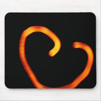 The Heart Mousepad