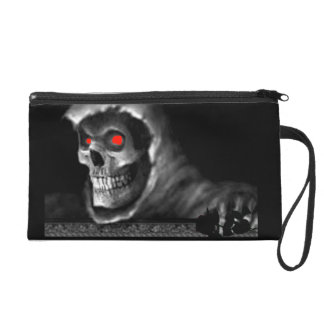The Heart of Darkness Wristlet