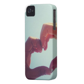 The Heart of Friendship iPhone 4 Case