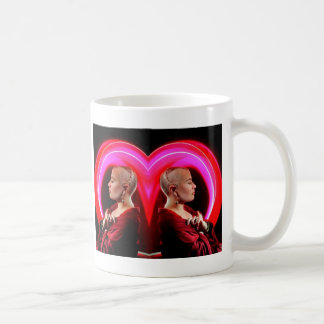THE HEART OF HOPE COFFEE MUG