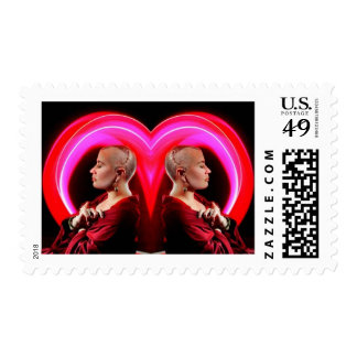 THE HEART OF HOPE STAMP