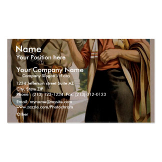 The Heart of Maryland Double-Sided Standard Business Cards (Pack Of 100)