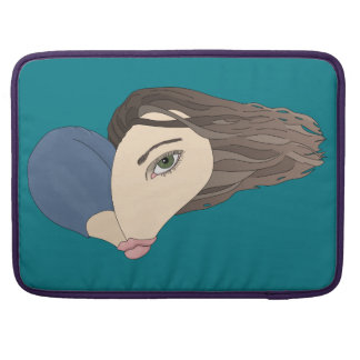 The Heart Of Me Sleeve For MacBook Pro