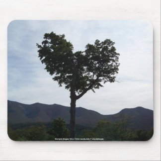 The Heart of New Hampshire Mouse Pad