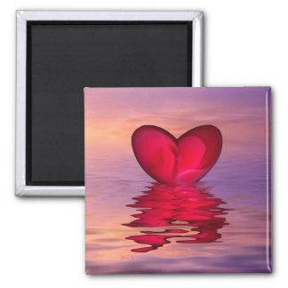 The heart of the ocean fridge magnet