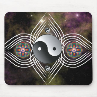 The Heart Of The Universe Mousemats