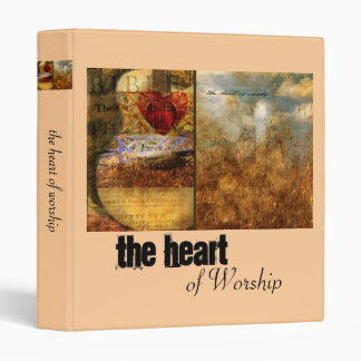 The Heart of Worship Binder