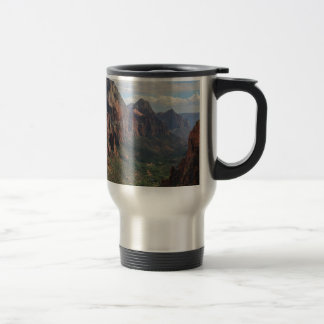 The Heart of Zion Travel Mug