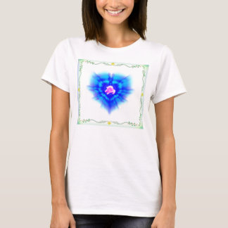 The heart speaks to us about love T-Shirt