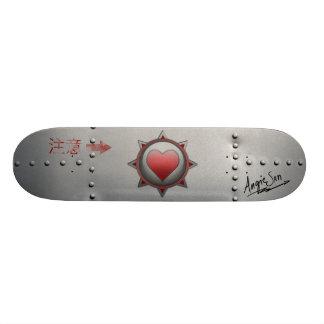 The Heart Squadron Insignia Skate Board Decks