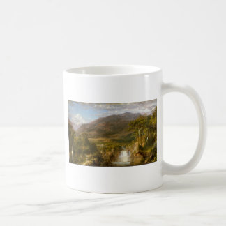 The Heart the Andes Coffee Mug