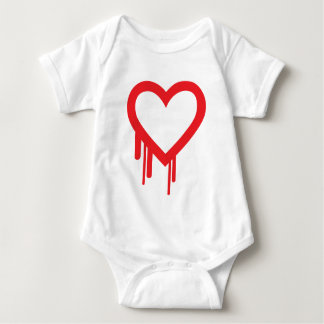The Heartbleed Bug T Shirt