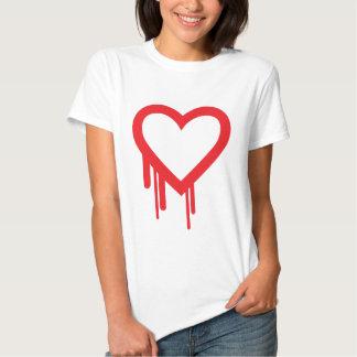 The Heartbleed Bug T Shirt