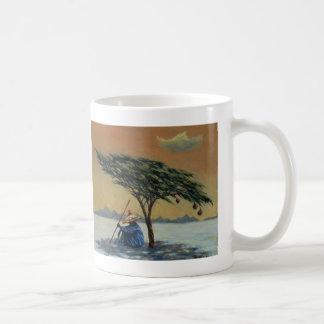 The Heat of the Day 1993 Coffee Mug