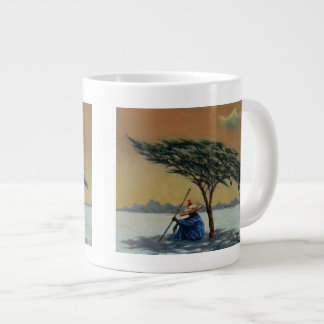 The Heat of the Day 1993 Giant Coffee Mug